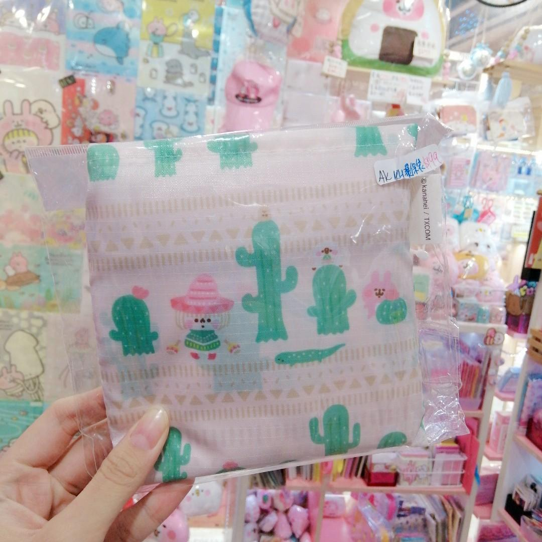 日本 🎨kanahei 15th展🎨 環保袋