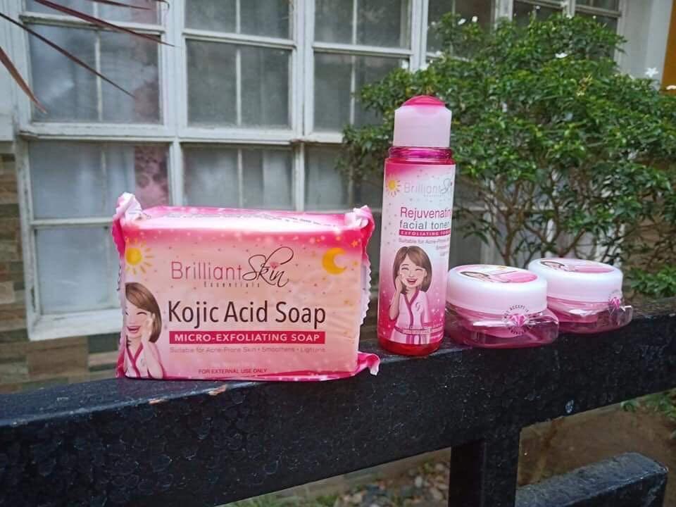 🔥 New!! 🔥💯 Original From HQ 💎 Brilliant Skincare Essential 💎