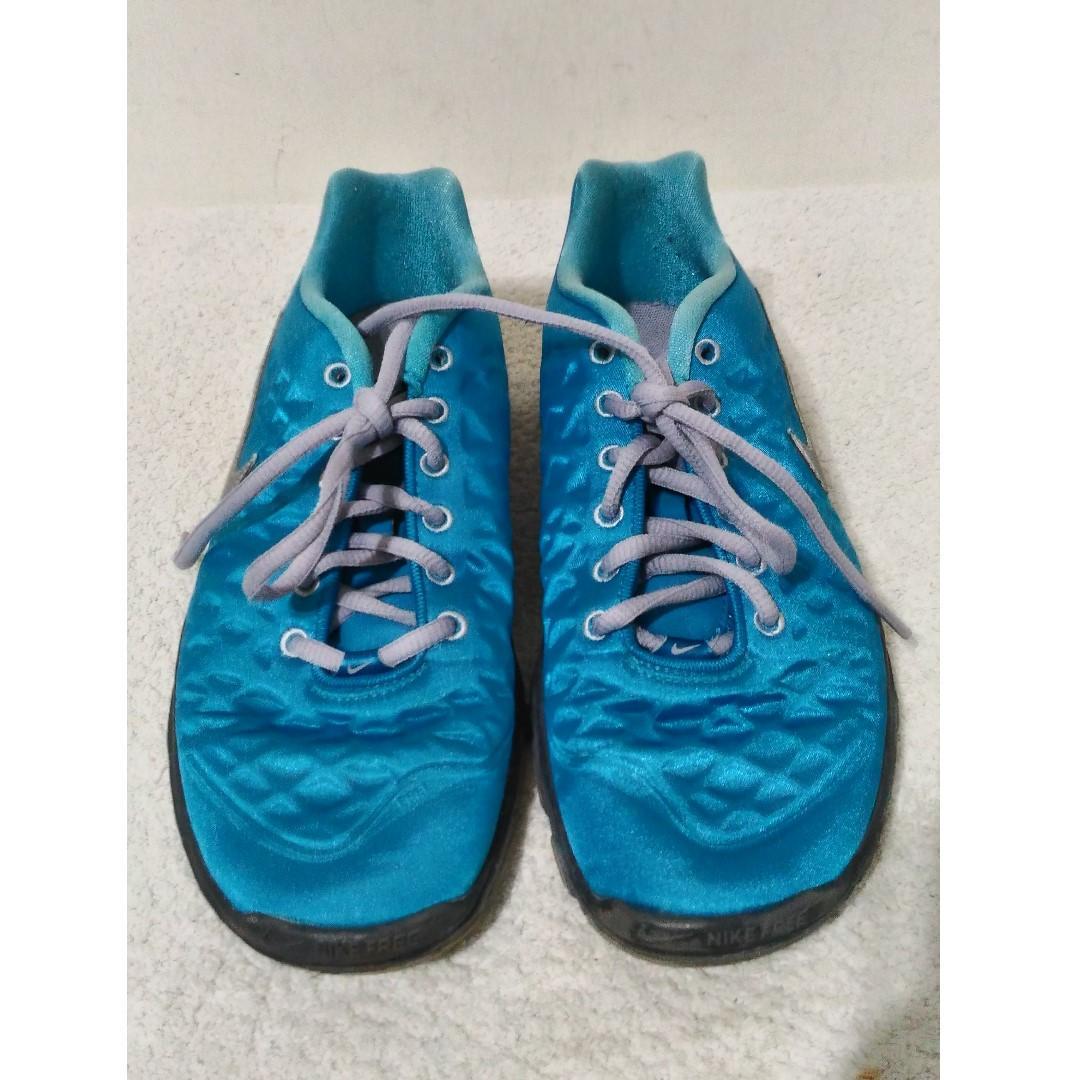 八九成新~ NIKE TRAINING 耐吉 訓練鞋 FREE TRFIT 469767-400 運動鞋 女鞋