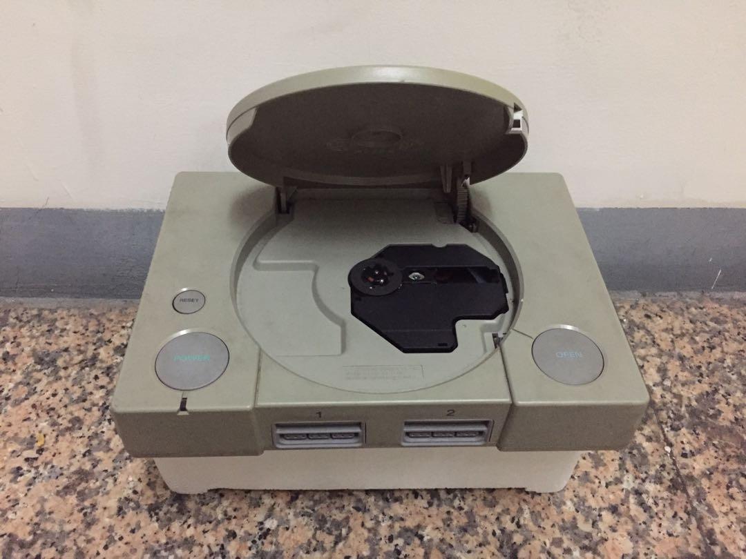 復古古董 初代PlayStation PS1代 主機