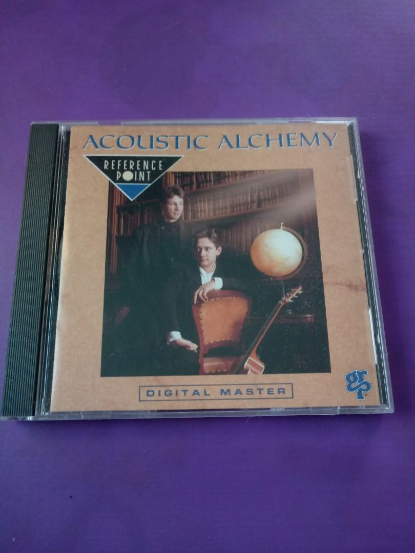 Acoustic Alchemy 9成新 美版