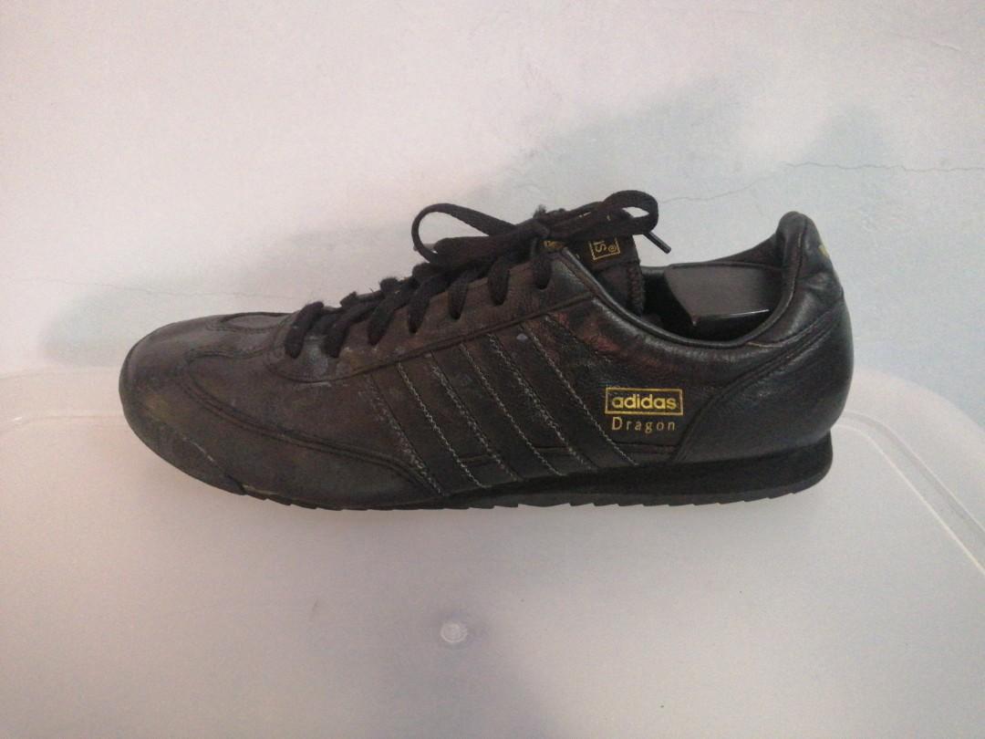 adidas dragon leather