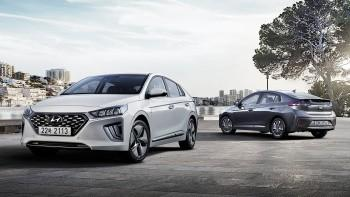 All New Ioniq Hybrid 2020