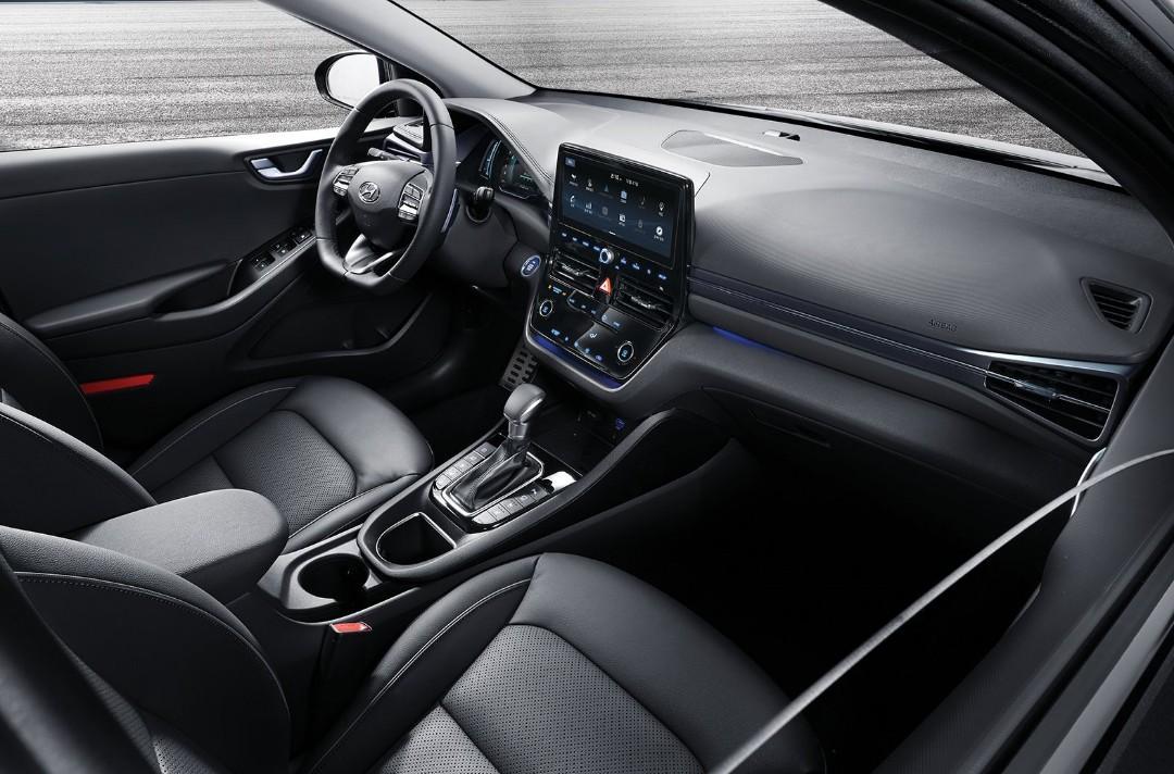 All New Ioniq Hybrid 2020