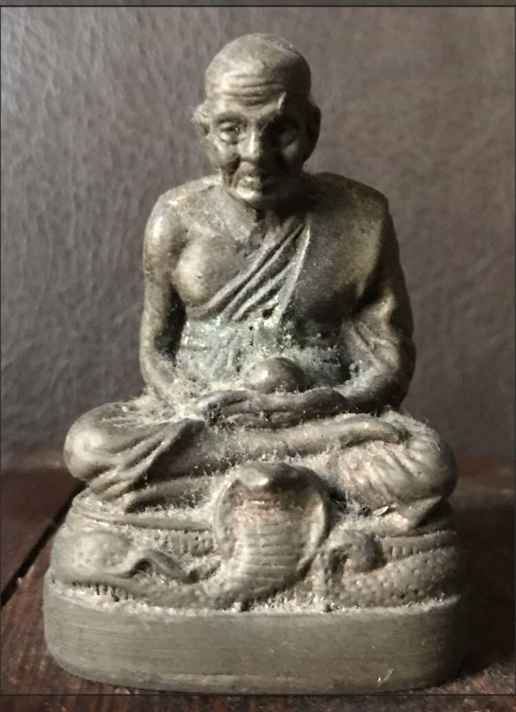 An old Tibetan/Southeast Asian bronze figure