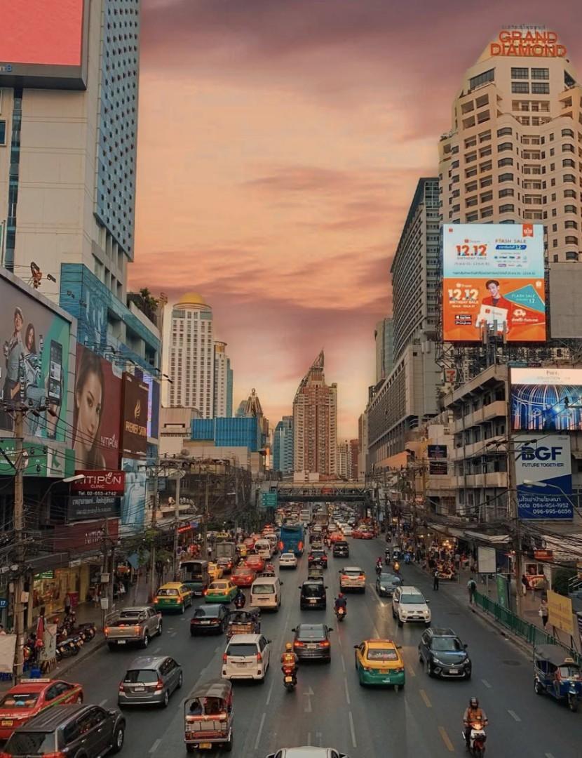 Bangkok Thailand SIM Card 7 Days Unlimited Data