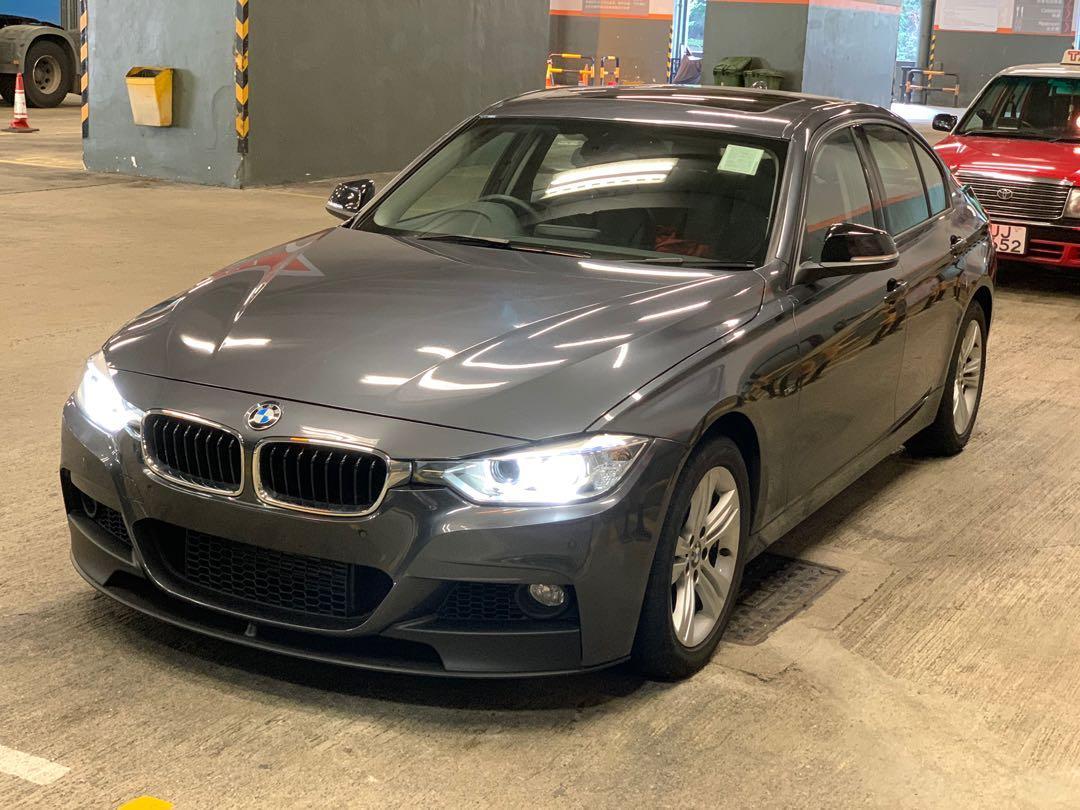 BMW 320I (1991cc) 2015