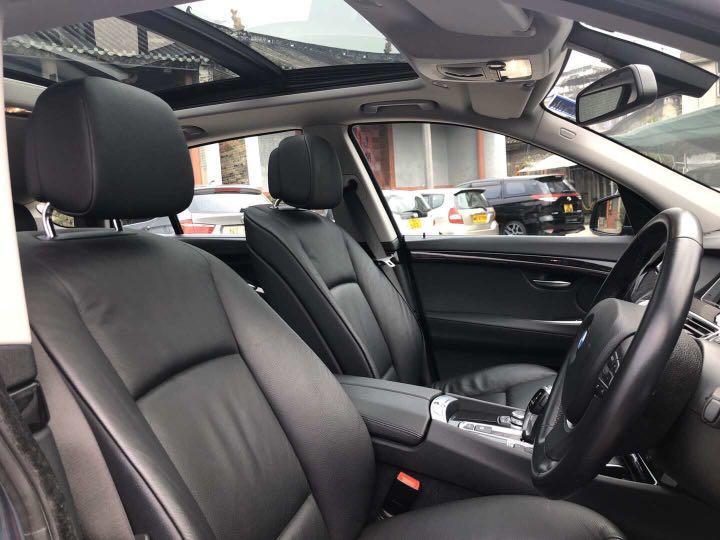 BMW 535I GT 2012
