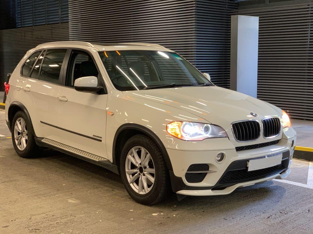 BMW X5 35IA 2012