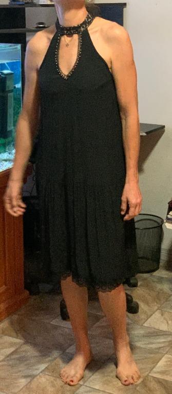 ***BNWT*** Designer LH1307 Under Knee Dress Size S