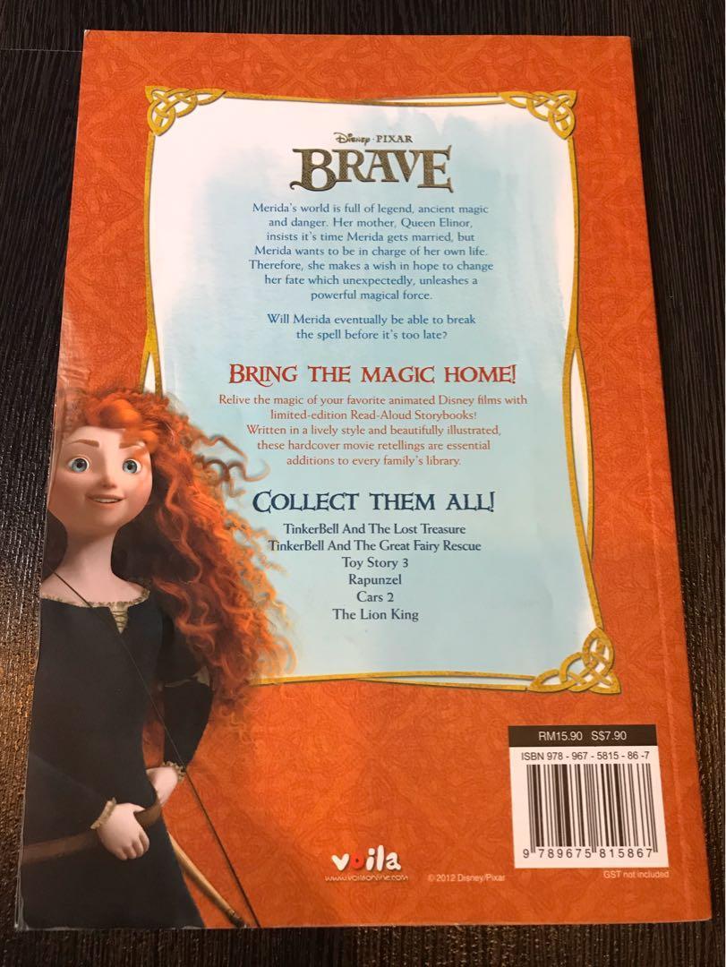 Brave-Disney