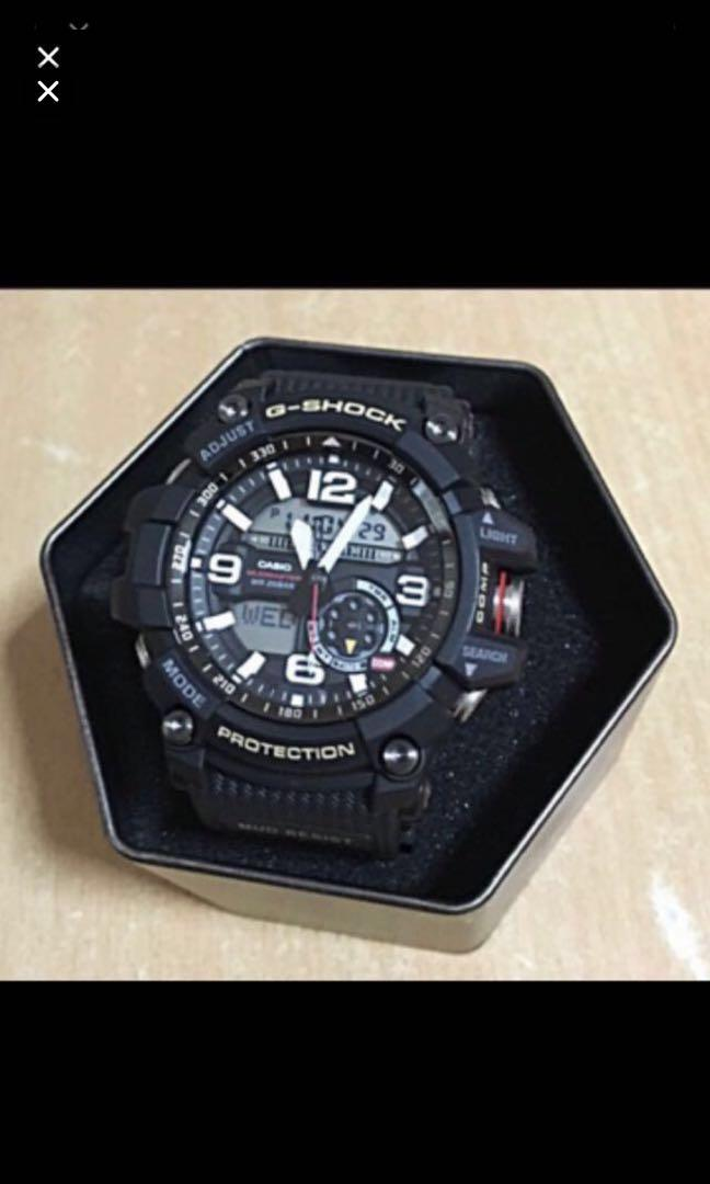 (SPECIAL PROMOTION!!!)Casio mud master 'GG-1000-1A'