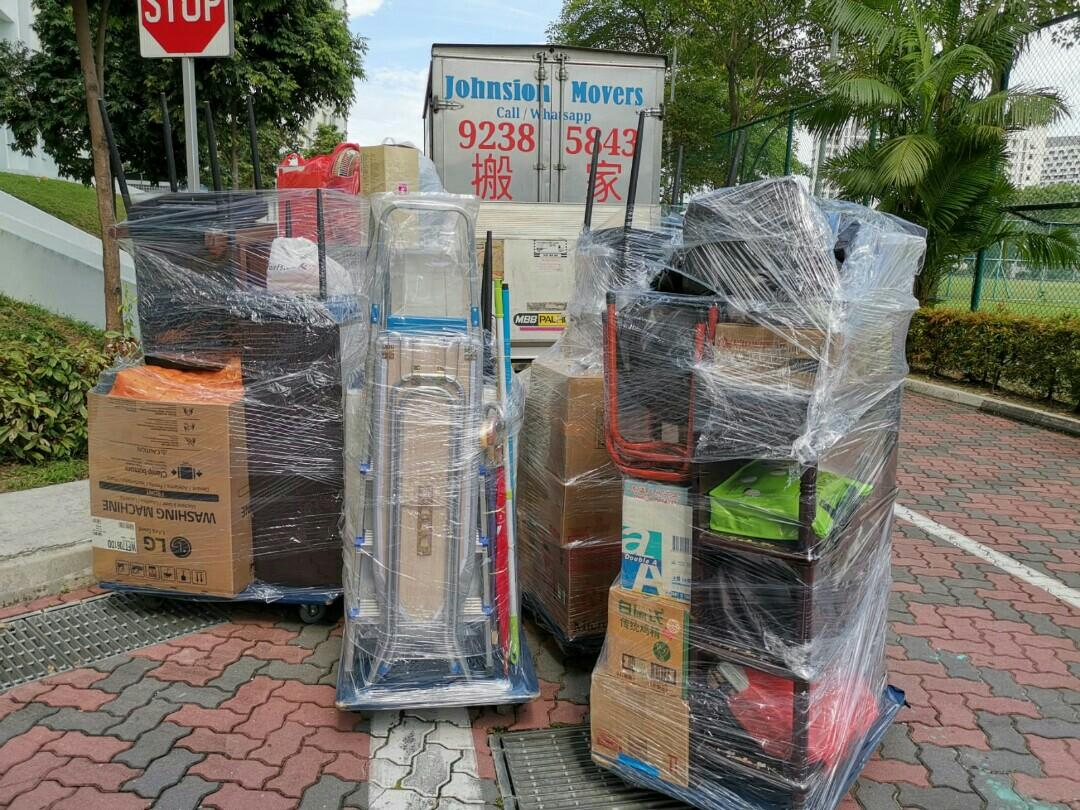 Cheapest mover service Direct WHATSAPP 92385843 JohnsionMover