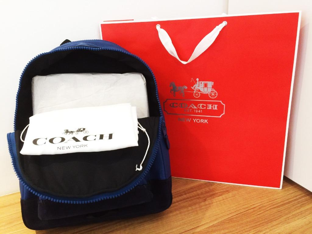 Coach Varsity Campus Backpack for sale