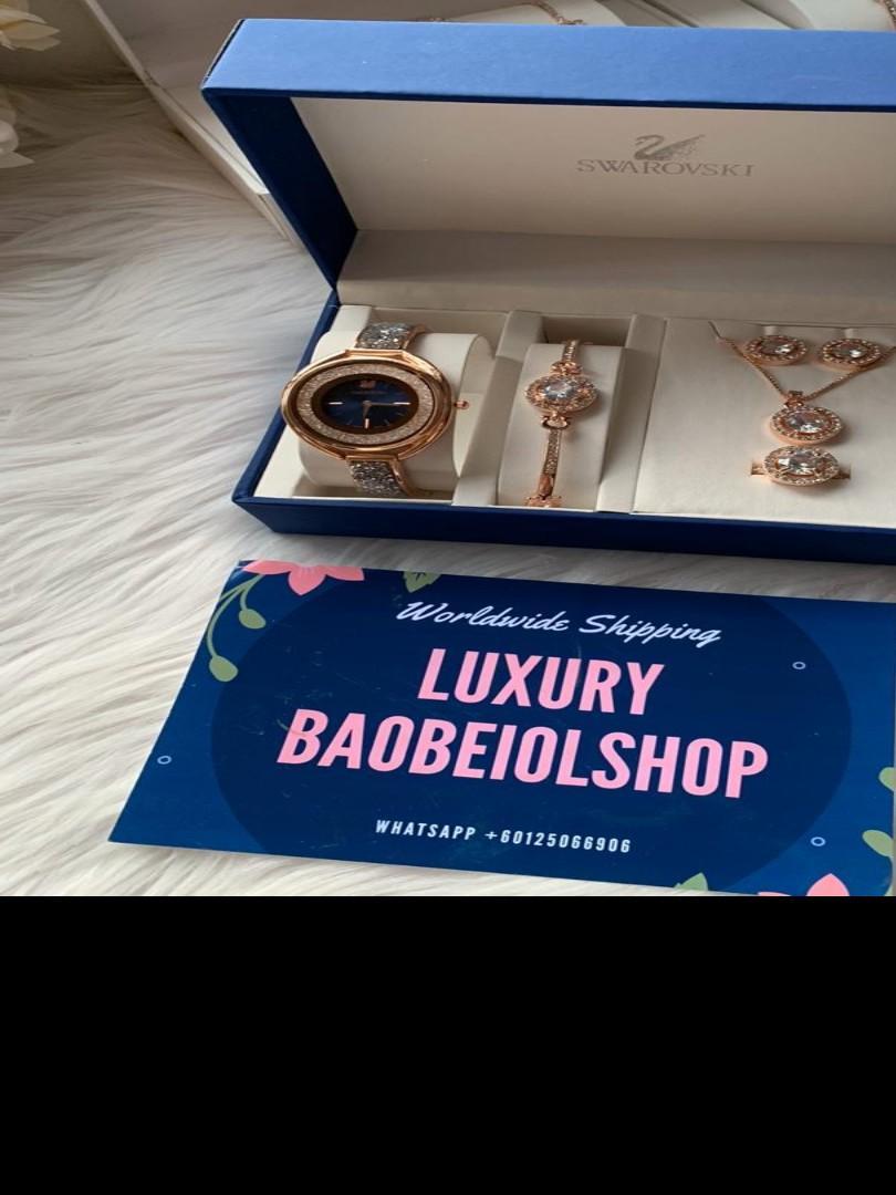 Customer order👍swarovski watches