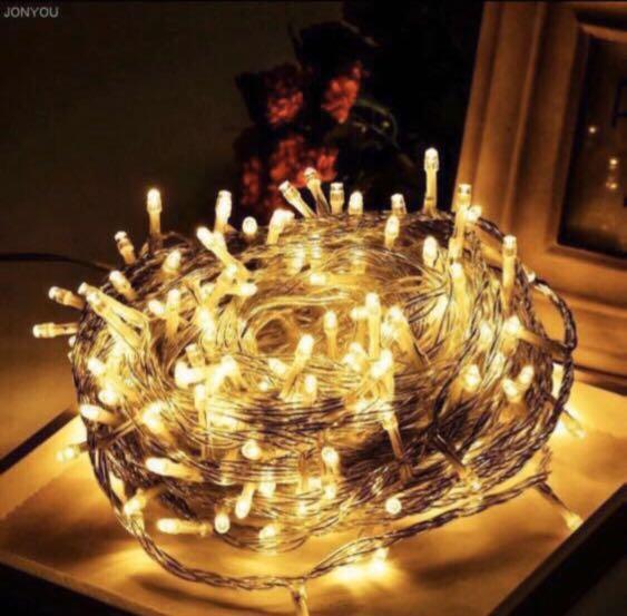 Fairy light String Warm/ White Lights