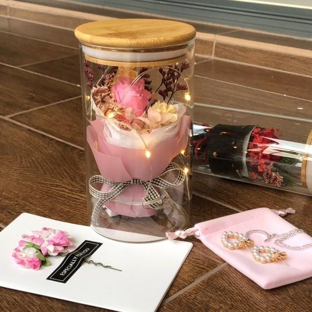Flower Bouquet   Birthday Gift Set   Monthsary Flower   Preserved Flower   Everlasting Flower   Anniversary flower   永生花 干花 礼物