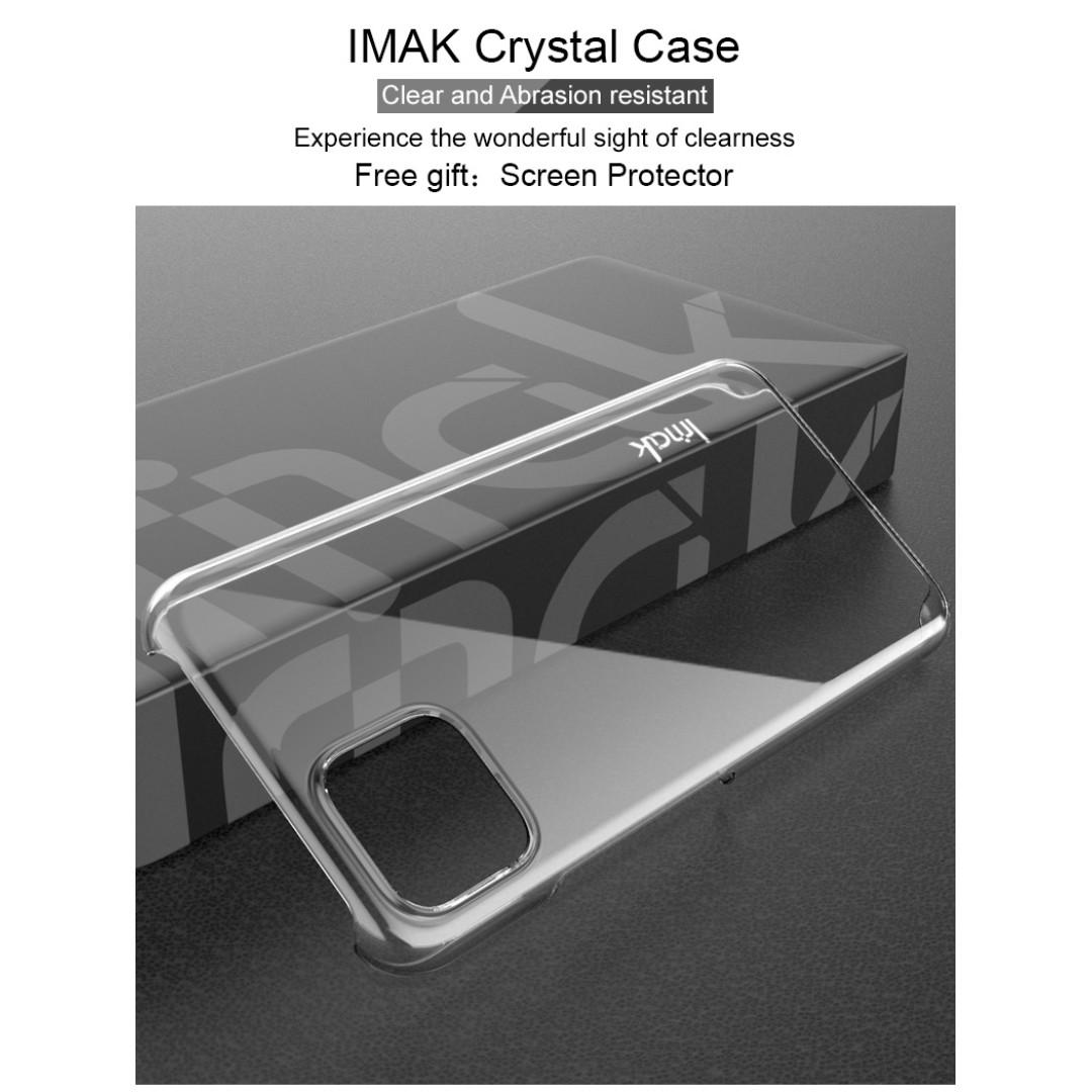 Google Pixel 4 / XL Crystal Clear Case Casing Full Coverage