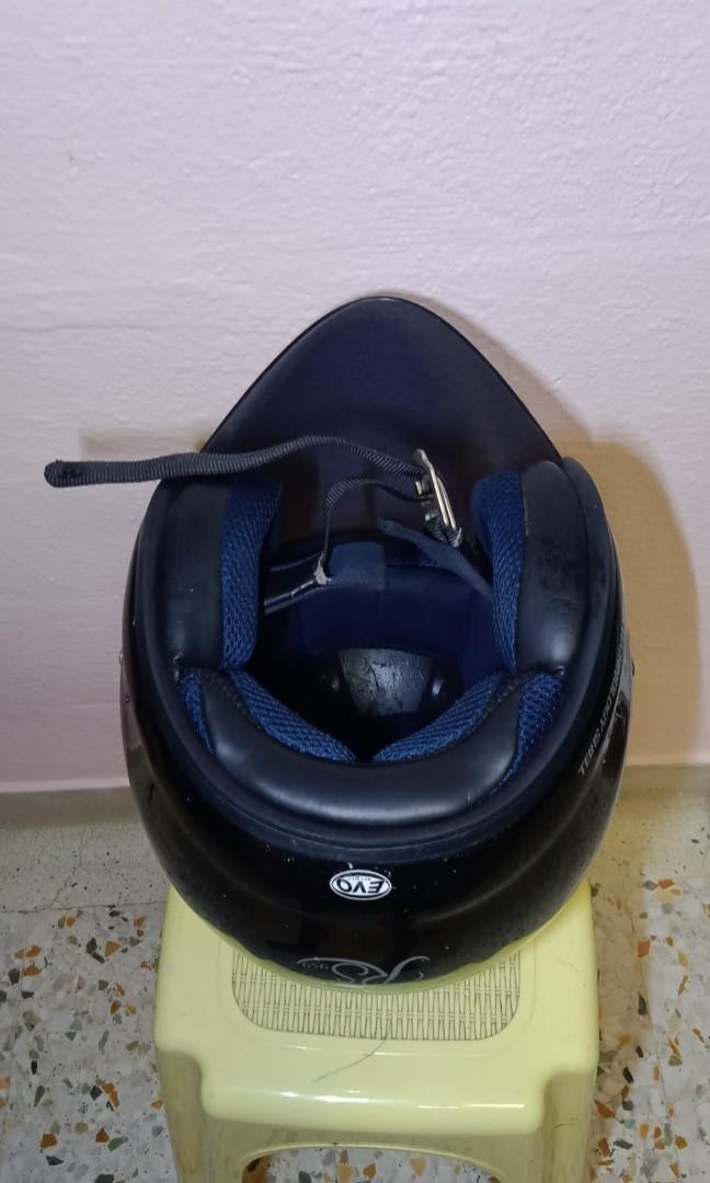 Helmet EVO Rs 959 size (S) used