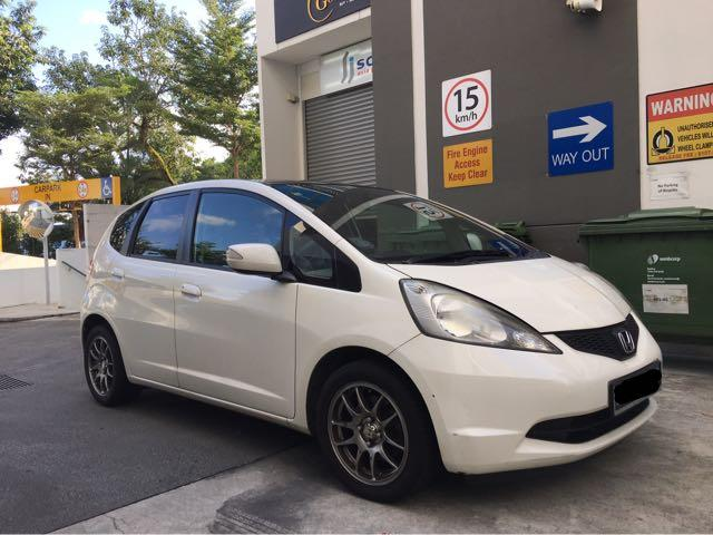 Honda Fit For Rent! Weekly rebate avail, personal can use!
