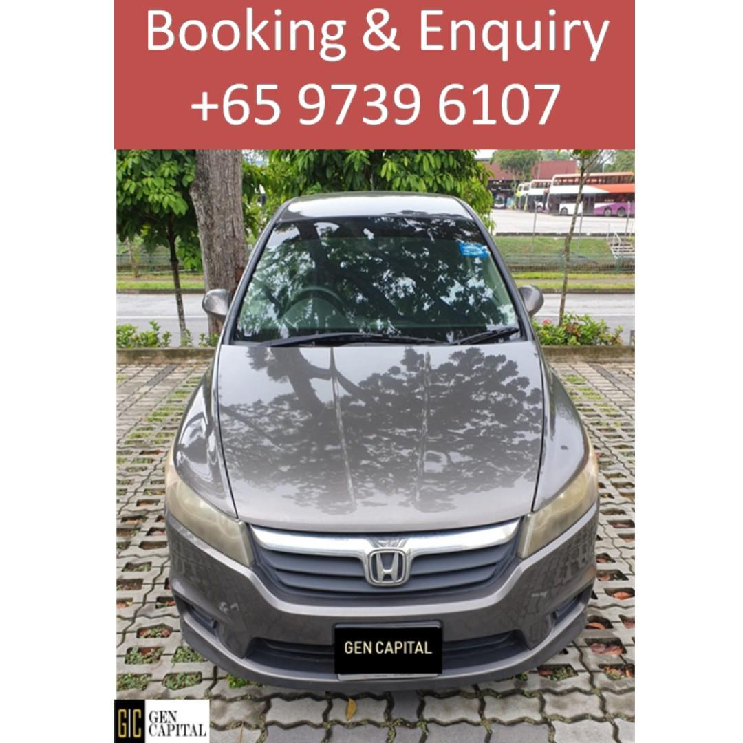 Honda Stream 1.8A - Many ranges of car to choose from, with very reliable rates!