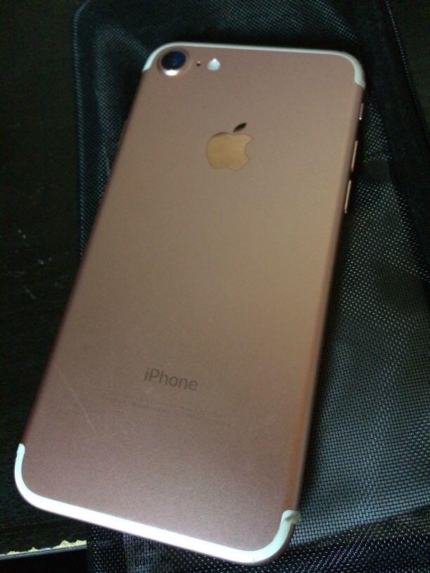I phone 7 128g 零件機 單手機賣