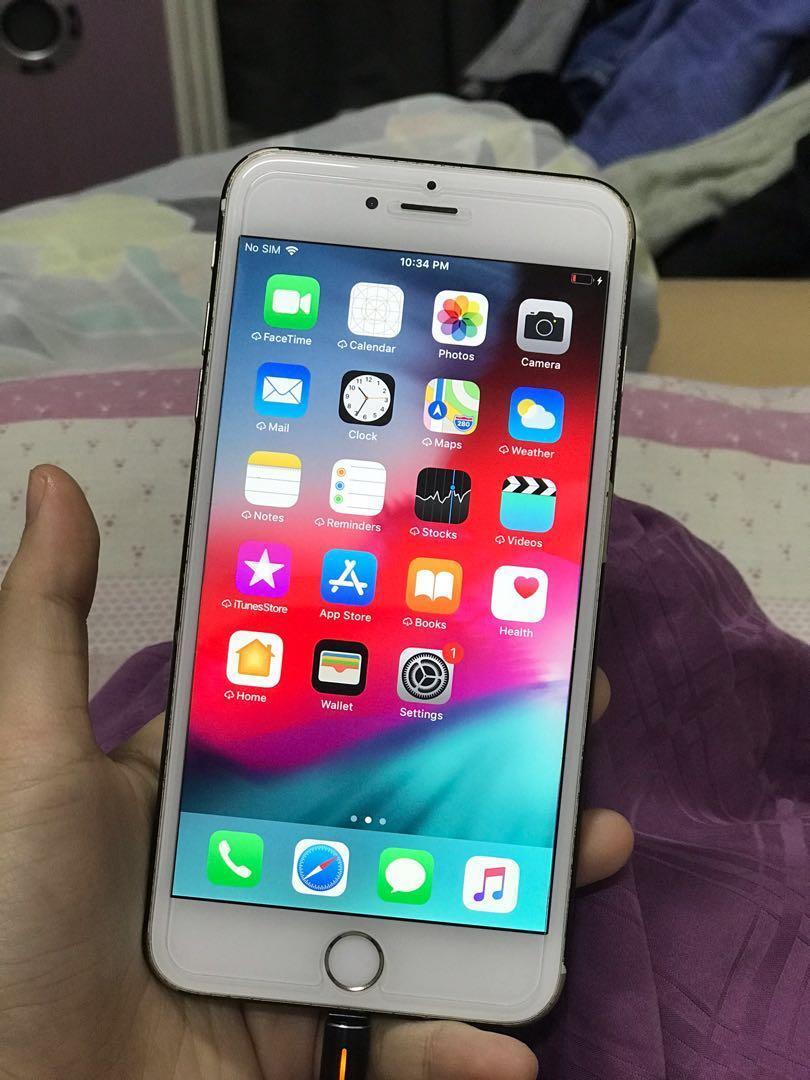iPhone 6s Plus 128gb(ungraded) *read detail*