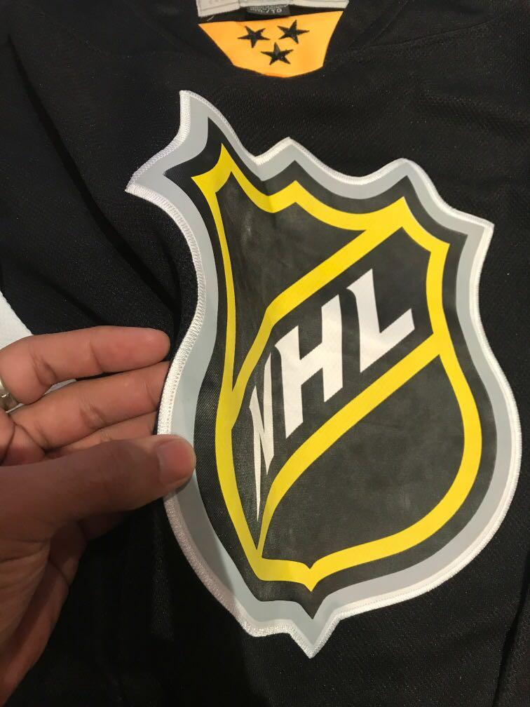 Jersey NHL oversize tee