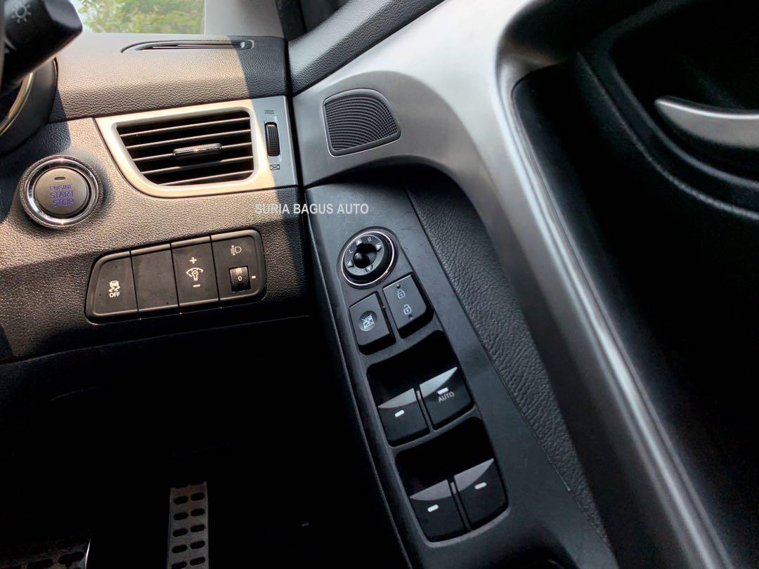 Kereta Sawa HYUNDAI ELANTRA 1.6 (A) PREMIUM GLS - Rent car