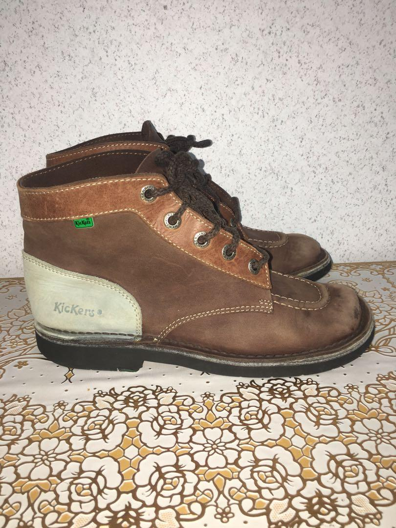 Kickers Aunthetic Boots
