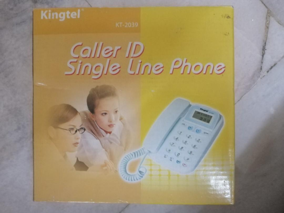 Kingtel Single Line Phone