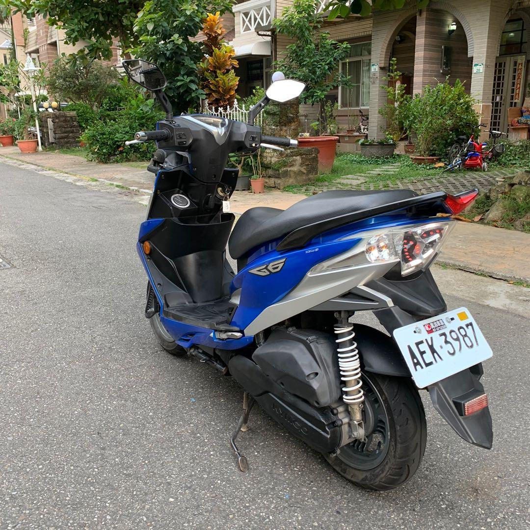 Kymco g6 125cc (For Sale!!!)