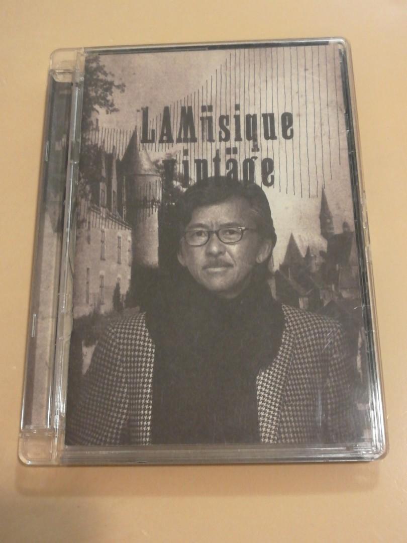LAMIISIQUE Vintage 林子祥 CD+DVD