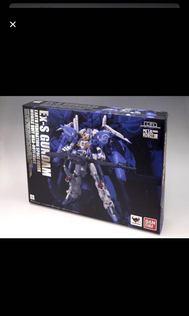 Metal robot spirit (Ka signature) EX-S Gundam