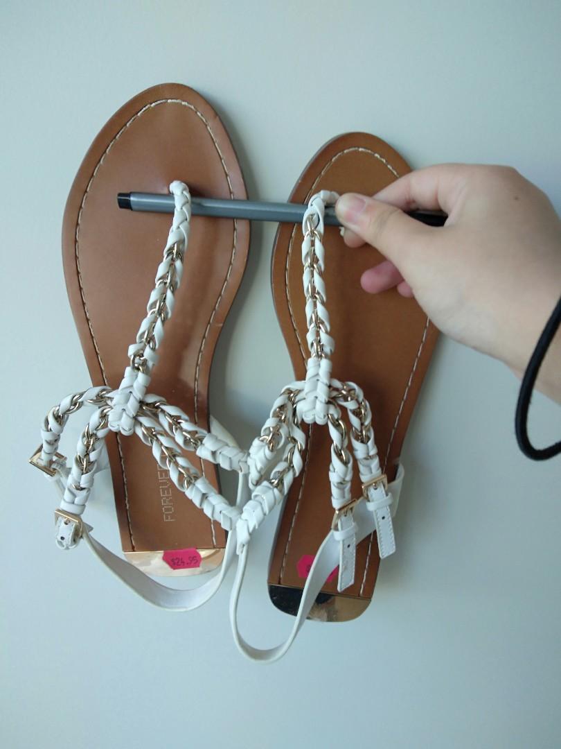 NEW forever new sandals