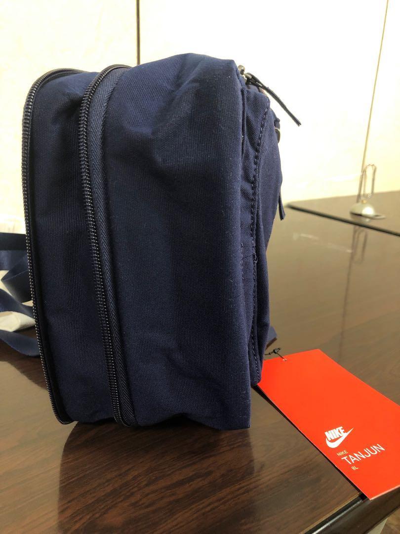 Nike小包包深藍限量