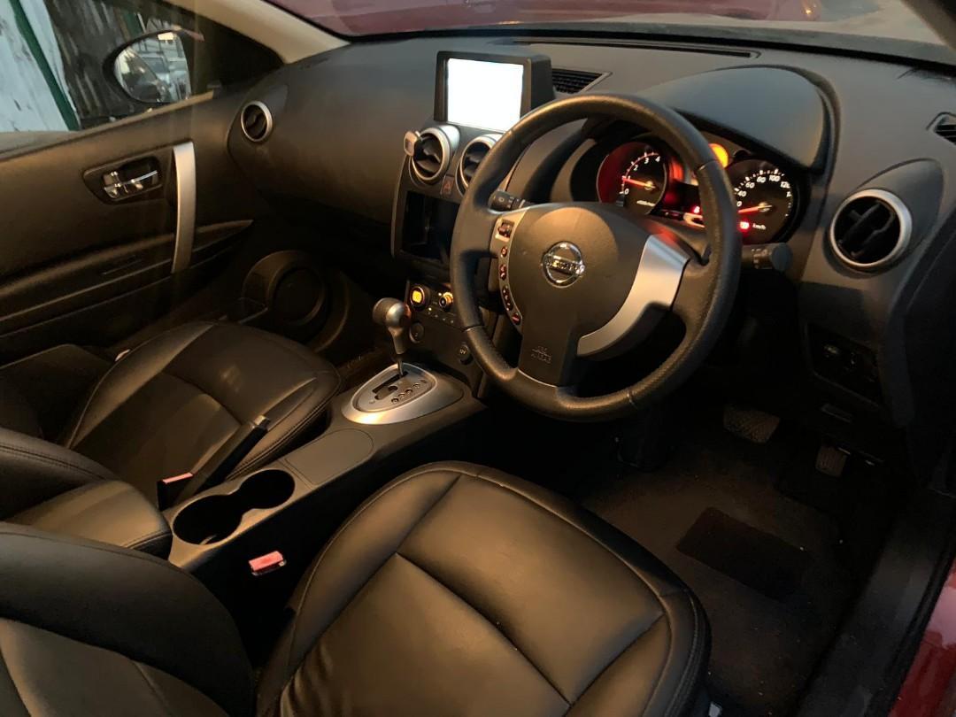 Nissan Dualis 20S 08' 紅色