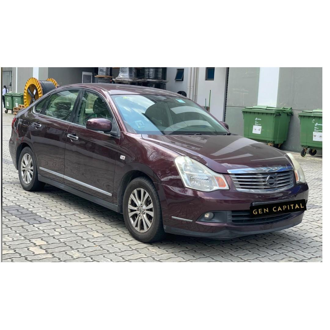 Nissan Sylphy 1.5A - Many ranges of car to choose from, with very reliable rates!