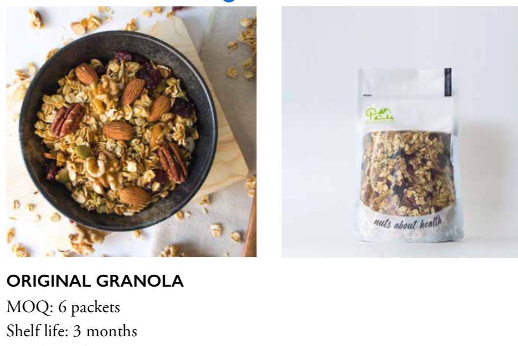original granola