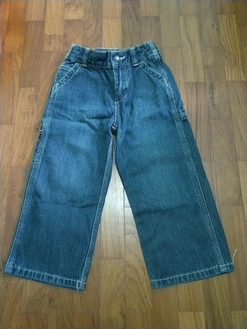 Oshkosh B Gosh Boys Kids Toddler Jeans 3t Babies Kids Boys Apparel 1 To 3 Years On Carousell