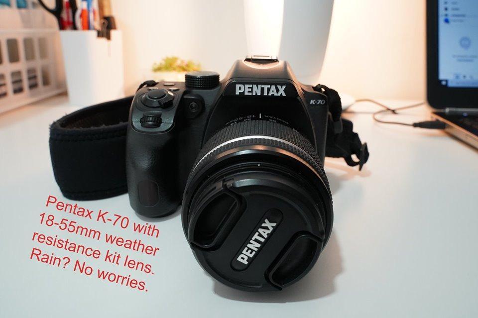 Pentax K70 / Sigma 17-50 f2.8