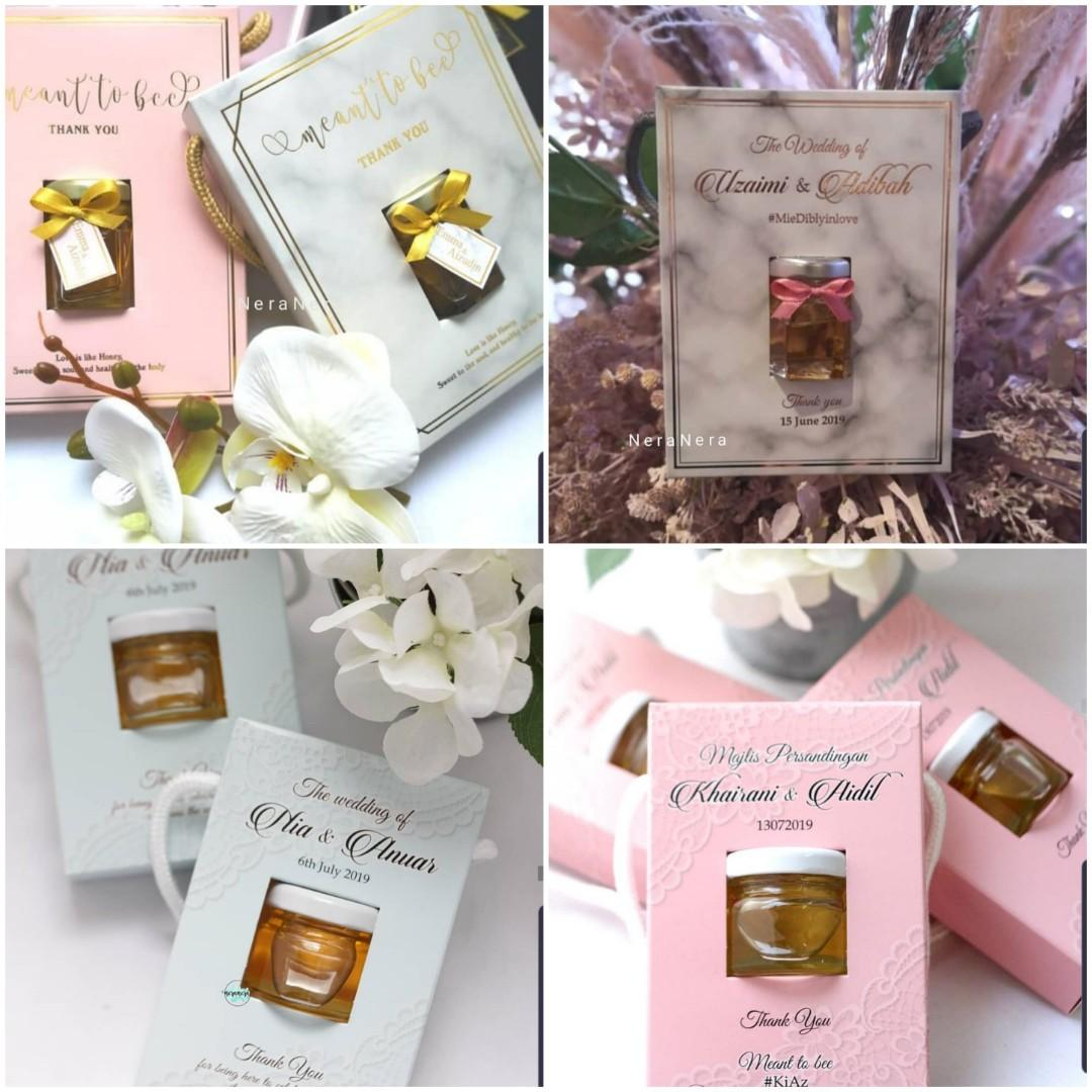 Perfect Honey Gift Box Wedding Gifts
