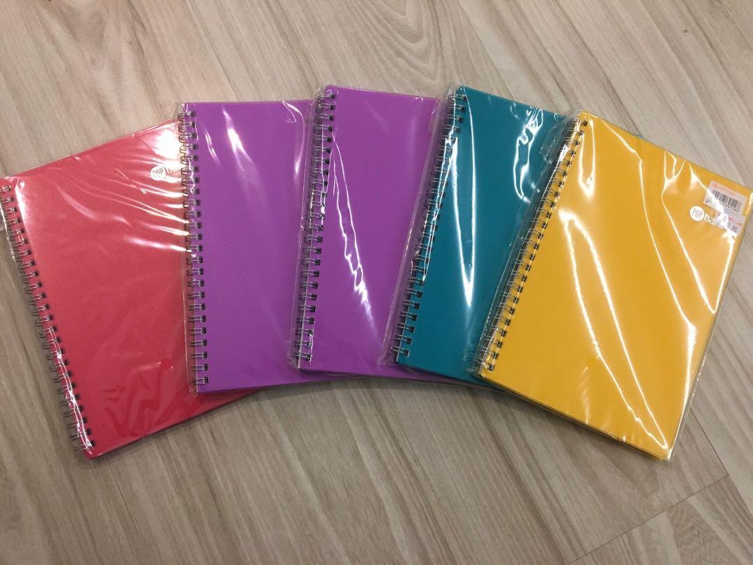 Pop bazic notebooks