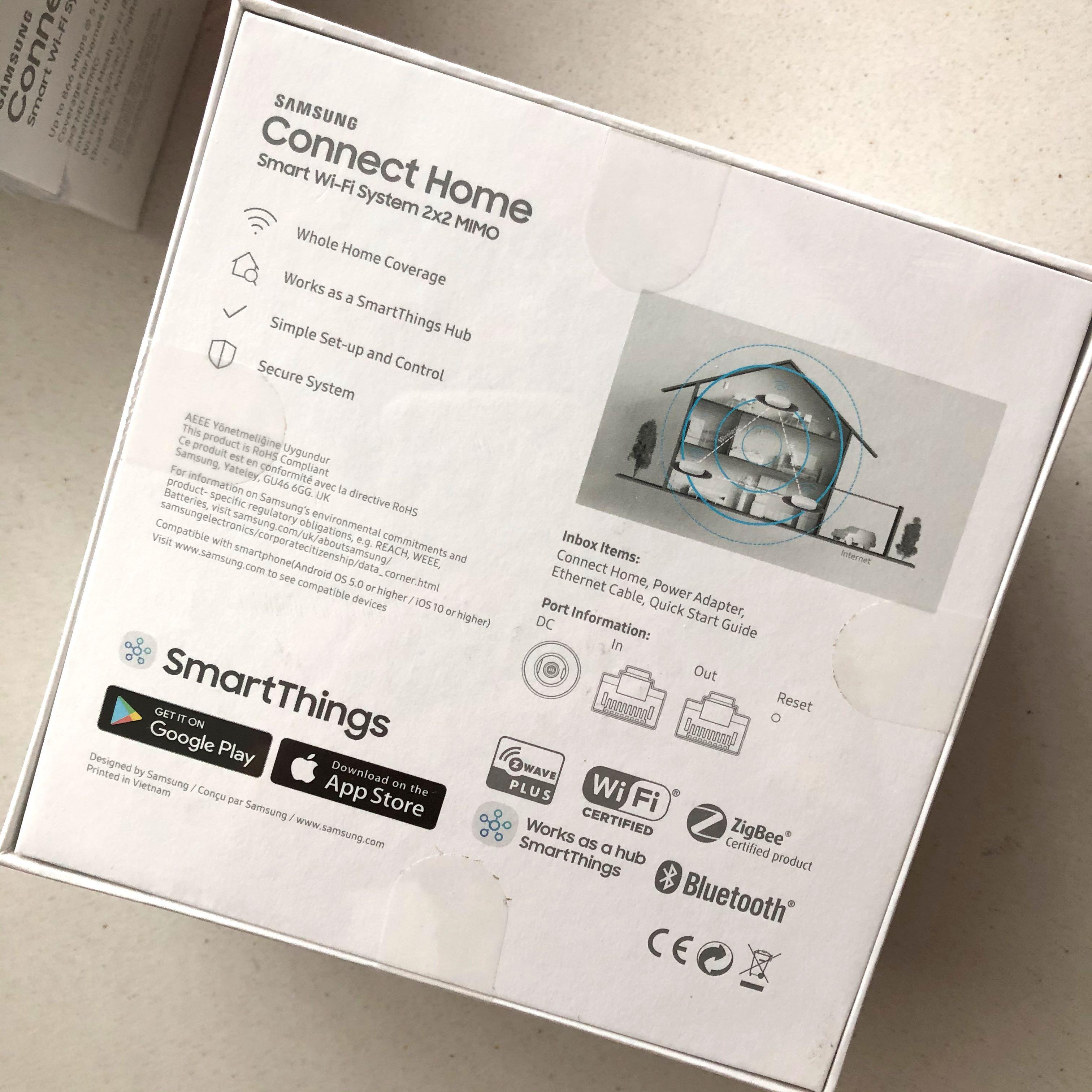 Samsung Connect Home- Smart WiFi System