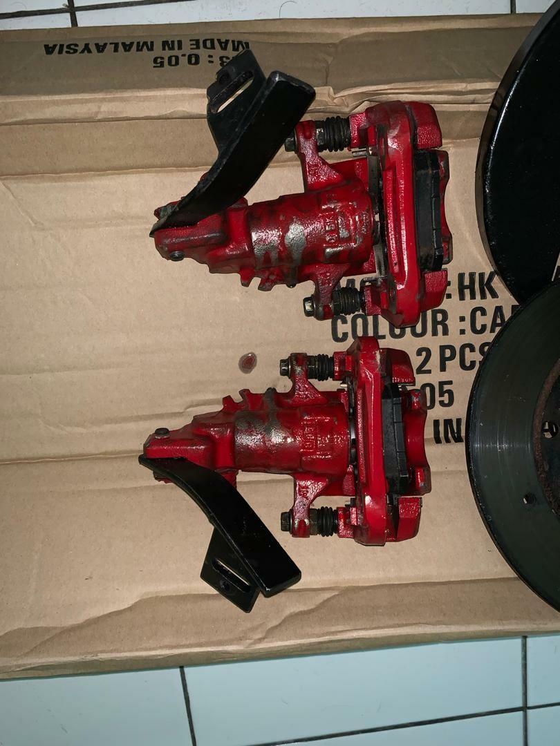 Set disc belakang (rear) pnp myvi