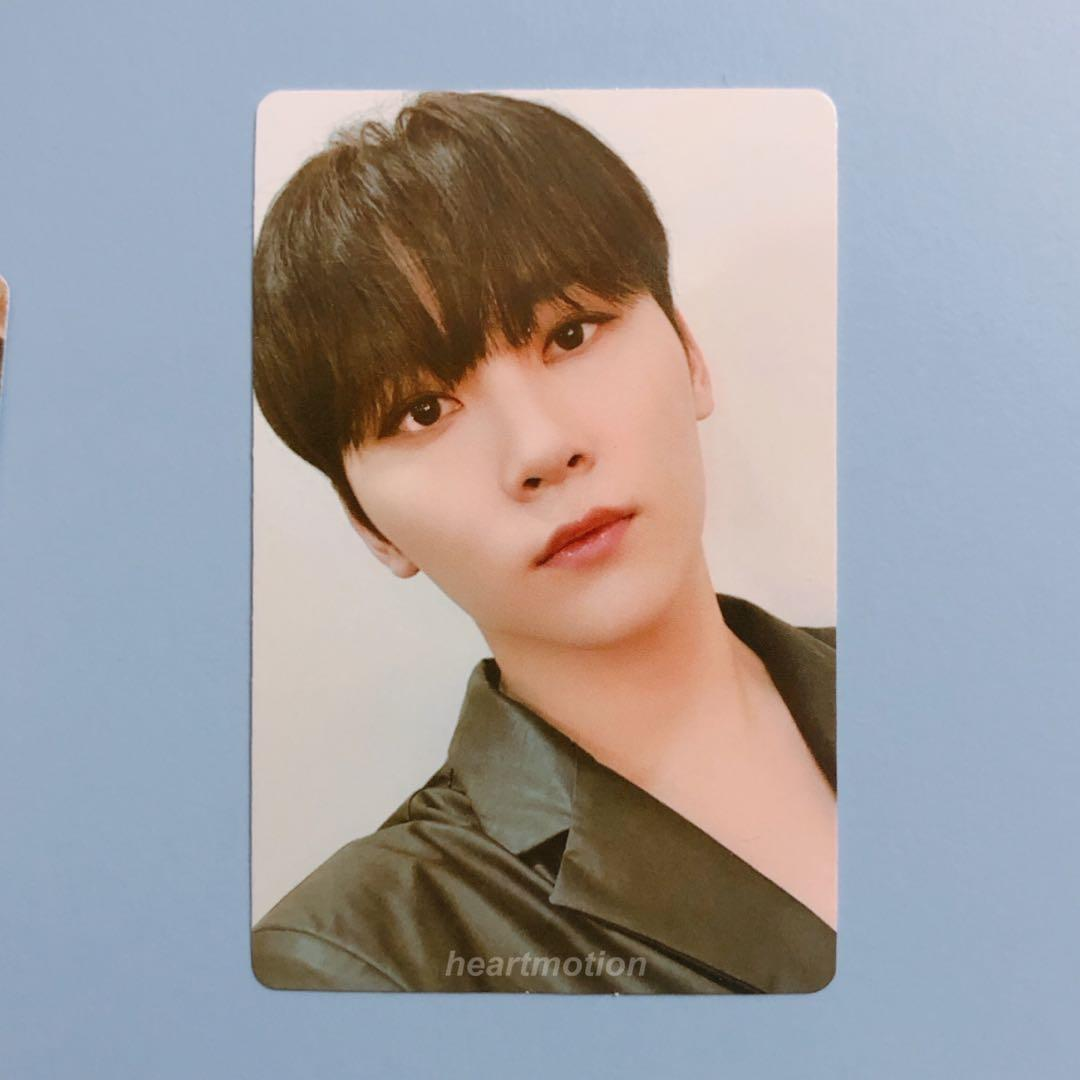 Seventeen An Ode Begin Version - Seungkwan Photocard