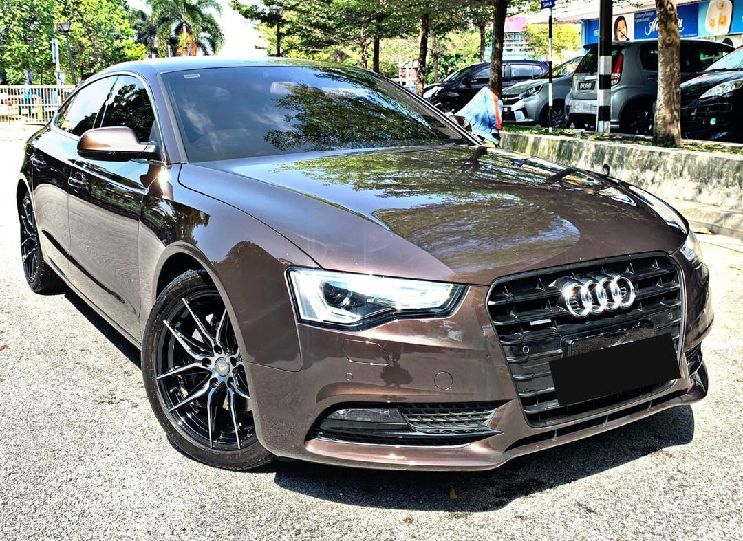 SEWA BELI>>Audi A5 2.0 TFSI Quattro SE Sportback 2014/2019