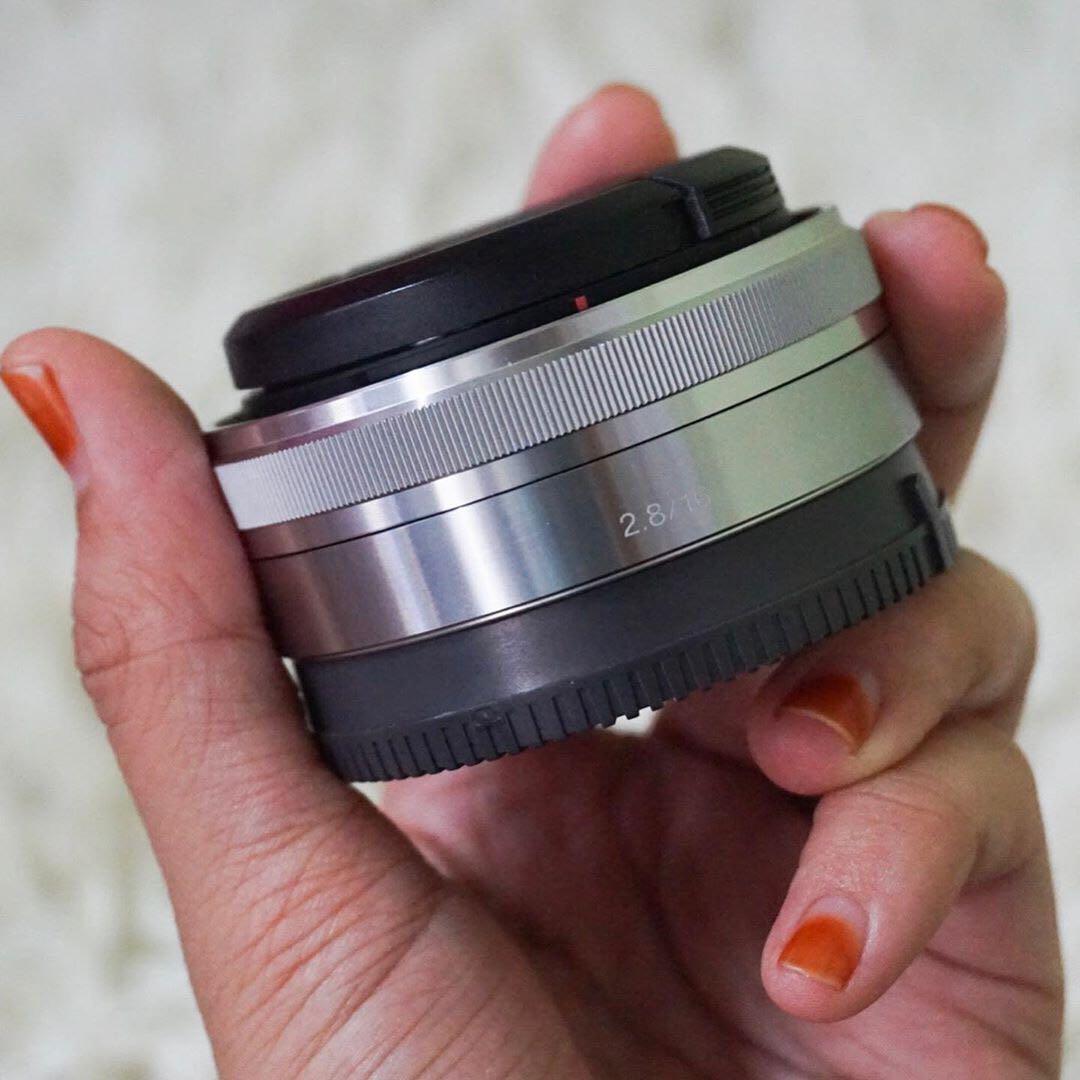 Sony 16mm