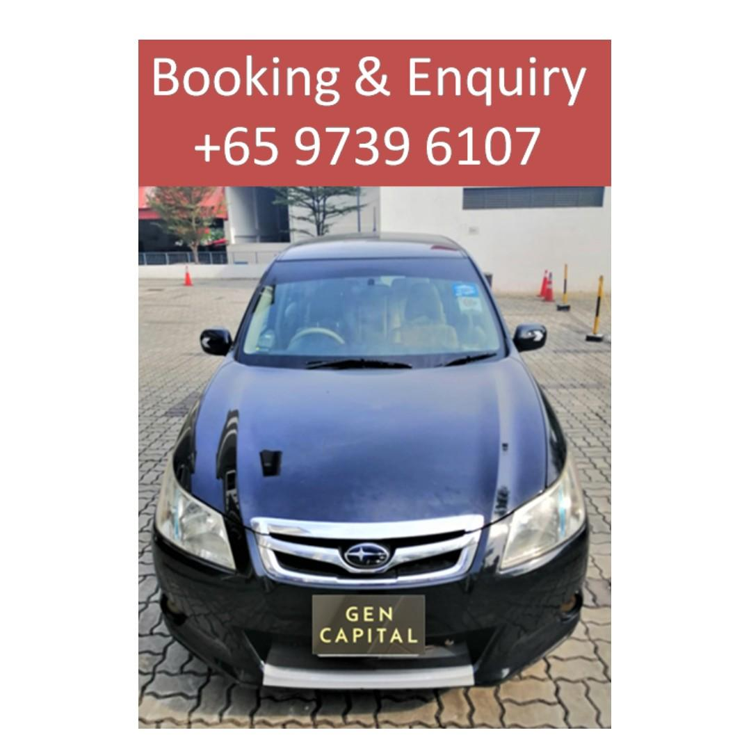 Subaru Exiga 2.0A - Many ranges of car to choose from, with very reliable rates!