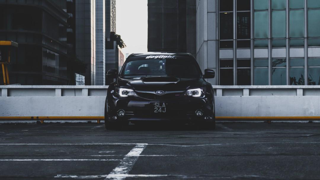 Subaru Impreza WRX 2.5 STI 5-Dr (M)
